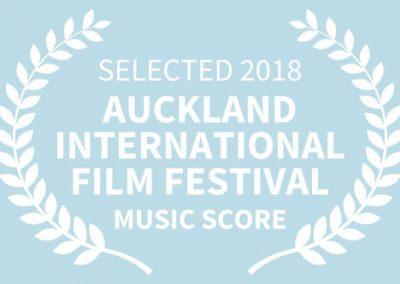 SELECTED, 2018 Auckland International Film Festival, MUSIC SCORE